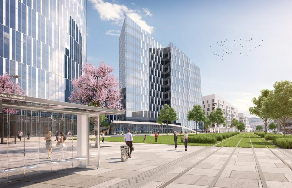 Liège office pipeline will keep stimulating demand
